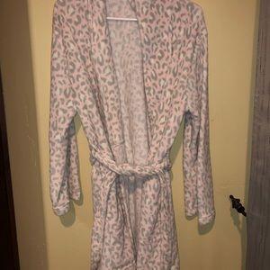 Ulta Fuzzy Robe Size S/M